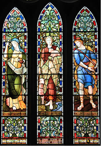 Frederic Myers memorial Window