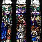 John Marshall Memorial Window